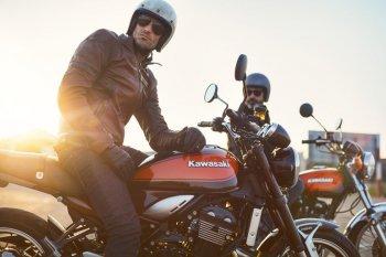 Môtô hoài cổ Kawasaki Z900RS chính thức trình làng