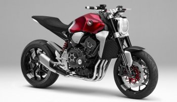 """Honda Neo Sports Café Project """"vội"""" lộ diện trước ngày ra mắt"""