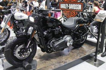 VIMS 2017: Có nên mua Harley-Davidson - New Fat Bob 2018 giá 876,5 triệu đồng