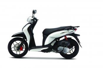 Honda SH Mode 125cc thêm màu mới, giá không đổi