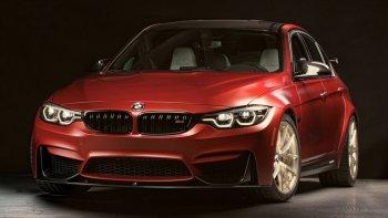 BMW M3 duy nhất trên thế giới