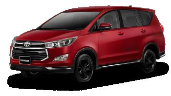 Toyota Innova có thêm phiên bản J và Venturer mới