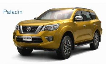 Úp mở mẫu SUV 7 chỗ mới của Nissan đối đầu Toyota Fortuner
