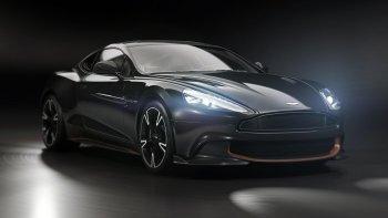 Dòng Aston Martion Vanquish cuối cùng có giá khoảng 6,4 tỷ đồng