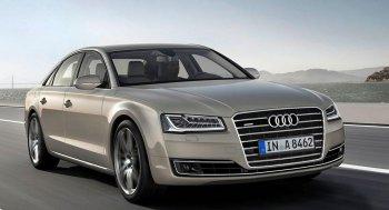 Gần 5.000 xe Audi A8 bị triệu hồi vì lỗi phần mềm kiểm soát khí thải