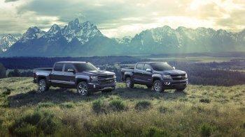 Chevrolet Centennial: phiên bản đặc biệt kỷ niệm 100 năm dòng xe bán tải