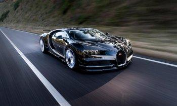 """Bán Bugatti Chiron """"cũ"""", chủ xe lãi hơn triệu đô"""