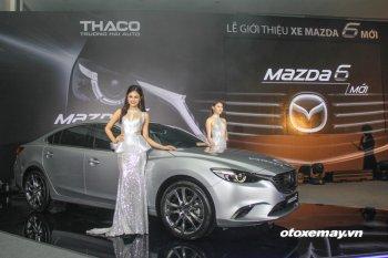 Thaco tăng giá xe Mazda 20 triệu đồng