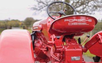 """Porsche Diesel Junior L108: """"Xế lạ"""" của Porsche được định giá gần 40 nghìn USD"""