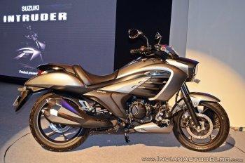 Suzuki Intruder 150 chính thức lên kệ tại Ấn Độ với giá từ 35 triệu đồng