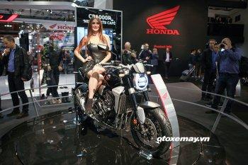 EICMA 2017: Ảnh thực tế Honda CB1000R 2018 đậm chất Neo