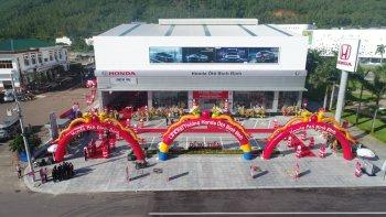 Honda mở thêm đại lý ôtô ở Bình Định