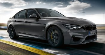 BMW M3 CS: Tân binh coupe bốn cửa