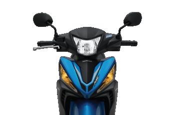 Honda Việt Nam bổ sung màu mới cho Wave 110 RSX Fi