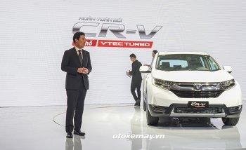 Honda CR-V 7 chỗ hoàn toàn mới chính thức ra mắt Việt Nam giá dự kiến dưới 1,1 tỷ đồng