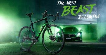 Xe đạp kết hợp tinh hoa công nghệ đua mô tô và ô tô