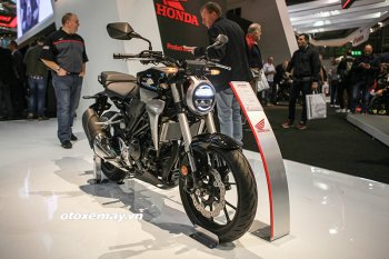 Honda CB300R 2018 khuấy động phân khúc 300cc