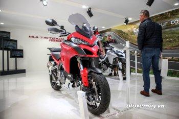 Ducati Multistrada 1260 ra mắt tại EICMA 2017