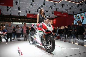 """Ducati Panigale V4 đăng quang danh hiệu """"xe đẹp nhất"""" EICMA 2017"""