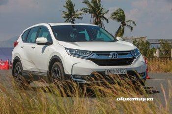 Chi tiết phiên bản cao cấp nhất của Honda CR-V thế hệ thứ 5
