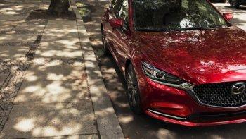 Mazda6 đến Triển lãm Ôtô L.A, thêm phiên bản tăng áp