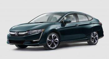 Honda Clarity Plug-in Hybrid 2018 lộ diện, giá từ 759 triệu đồng