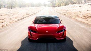 Tesla Roadster thế hệ 2: Mẫu xe tăng tốc nhanh nhất thế giới
