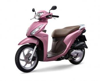 Vượt Yamaha Sirius, Honda Vision bán chạy nhất thị trường Việt