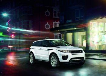 Range Rover Evoque – SUV hạng sang cỡ nhỏ dành cho giới trẻ thành đạt