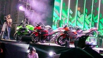 Kawasaki Ninja 250 ra mắt thị trường Indo giá bán hơn trăm triệu đồng