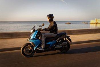 """BMW C400X: xe ga tầm trung công nghệ """"đầy mình"""""""