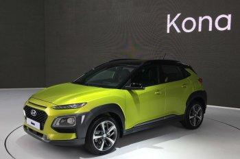 """Hyundai tham vọng """"tấn công"""" phân khúc xe đa dụng đang """"hot"""""""