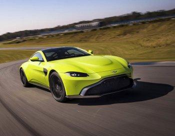 """Chưa kịp xuất xưởng, Aston Martin Vantage 2018 đã """"cháy hàng"""""""