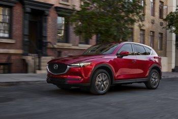 Mazda CX-5 2018 có thêm tính năng ngắt xy-lanh chủ động