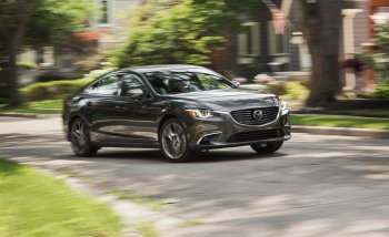 Hơn 200.000 xe Mazda6 bị triệu hồi do lỗi phanh tay