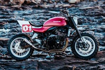 Kawasaki Z900RS chất khỏi bàn qua biến hóa tài tình của Deus