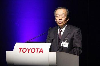 Toyota: Xe điện chưa sẵn sàng thương mại hóa