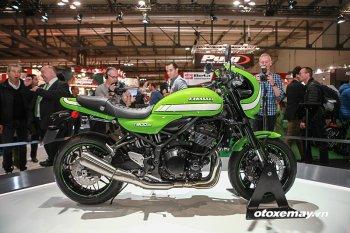 Môtô hoài cổ Kawasaki Z900RS có giá từ 300 triệu đồng
