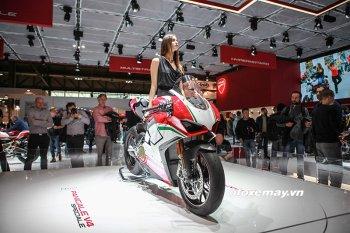Ducati công bố giá Panigale V4, 959 Corse, Multistrada 1260