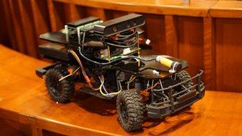 FPT tổ chức thi tạo ra xe tự hành cho Việt Nam