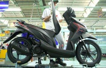 Honda hé lộ Vario 110cc 2018 với giá từ 28 triệu đồng