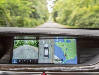 10 mẫu xe có camera xung quanh tốt nhất