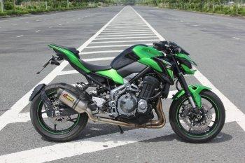 Kawasaki triệu hồi hơn 100 chiếc Z900 do lỗi phuộc sau