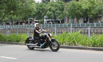 Honda Shadow Phantom 750: Quý ông điềm tĩnh trên phố thị
