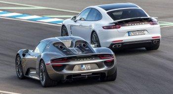 Năm 2025, một nửa số xe Porsche là xe chạy điện