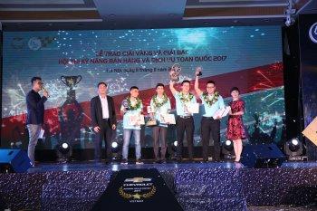 General Motors Việt Nam tổ chức hội thi kỹ năng bán hàng và tay nghề kỹ thuật