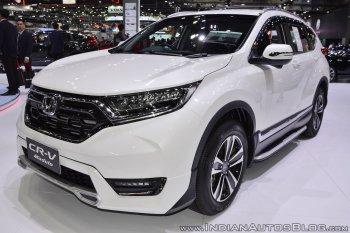 Cận cảnh phiên bản Modulo của Honda CR-V thế hệ mới
