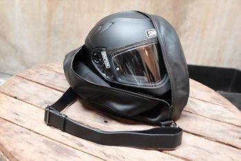 Túi đựng mũ bảo hiểm thời trang cho dân xê dịch