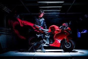 GPX Thái Lan ra mắt mẫu minibike nhái Ducati Panigale