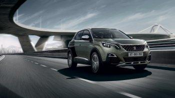 Peugeot ra mắt SUV 3008 và 5008 lắp ráp giá dưới 1,350 tỷ